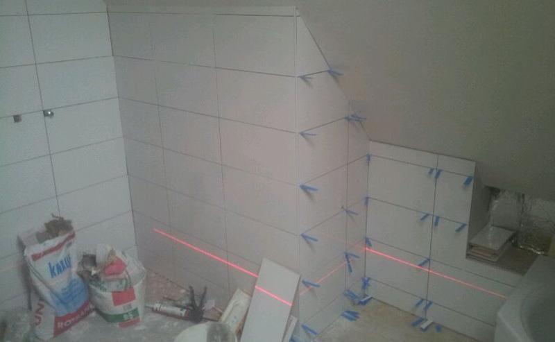 Aanbouw badkamer